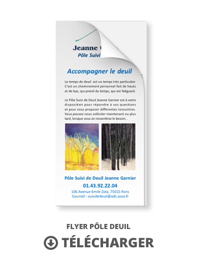 Flyer-Pole-Deuil