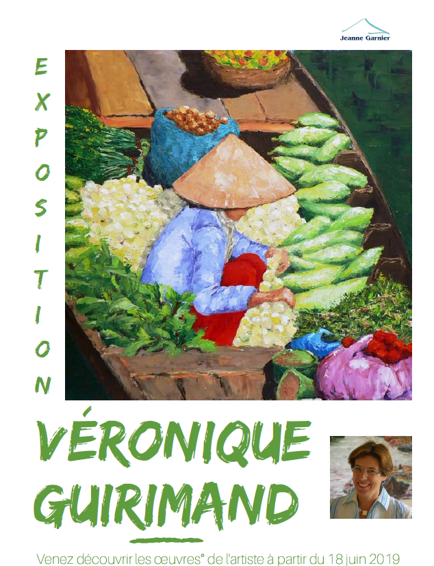 exposition veronique Guirimand
