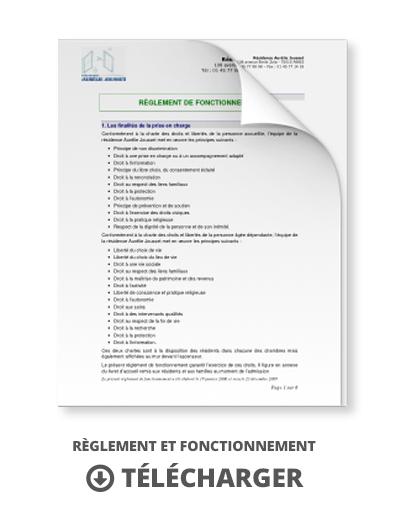 AJ-Reglement