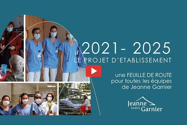 Ouverture vers le domicile, soins palliatifs précoces, thérapeutiques innovantes… découvrez tous nos projets pour 2021-2025