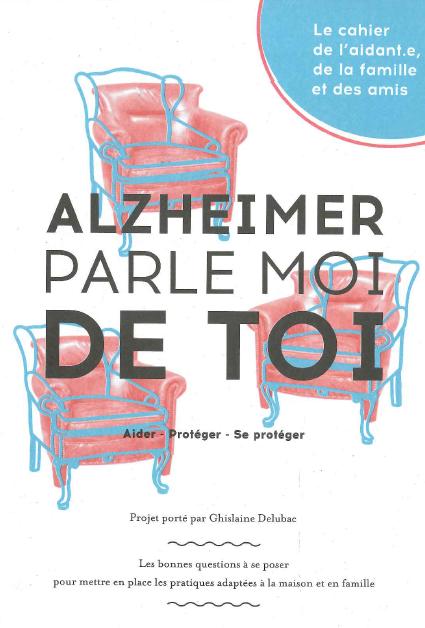 """""""Alzheimer, parle-moi de toi""""- cahier à télécharger"""