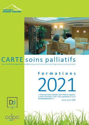 CARTE programme formations 2021