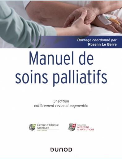 vignette manuel soins palliatifs Dunod
