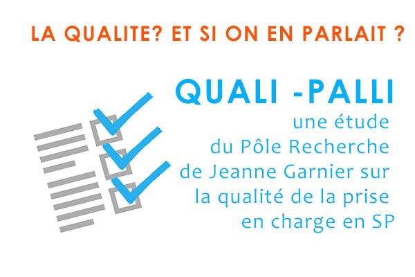 La qualité de prise en charge : et si on en parlait ?