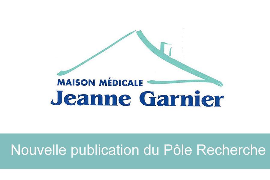 Qualité de prise en charge: de nouveaux outils d'évaluation conçus par le Pôle Recherche de Jeanne Garnier