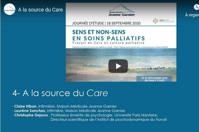 A la source du Care ( Replay 4/4)