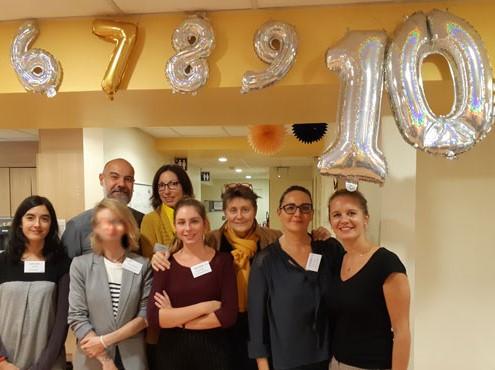 Espace Jeanne Garnier : 10 ans d'une belle aventure