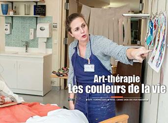 Art-Thérapie : les couleurs de la vie