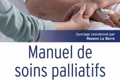 Le Manuel de Soins Palliatifs : Jeanne Garnier apporte sa pierre à l'édifice